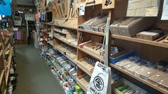 Look for hard-to-find Japanese tools and hardware at Hida Tool in Berkeley. Photo: Hida Tool