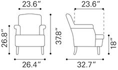 armchair dimensions - Google Search Lounge Furniture, Sofa Furniture, Furniture Making, Furniture Design, Settee Sofa, Armchair, Window Seat Storage, Wrought Iron Chairs, Single Chair