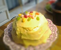 Paperivuoka: Pinjata kakku