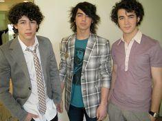 THE JONAS BROTHERS  TEEN VOGUE JUNE JULY 2008