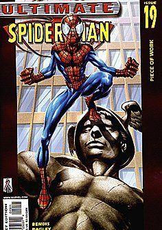 Ultimate Spider-man 2000 series # 56 near mint comic book