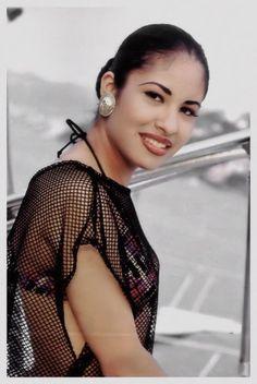 Selena Quintanilla Perez. She was So beautiful and talented