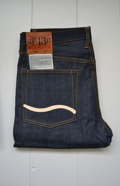 evisu homage to levi's lee wrangler denim jeans japan wouter munnichs long john blog selvage selvedge red tab leather patch 5 pocket five pocket lazy s vintage shuttle looms (3)
