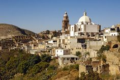 Real de Catorce, Mexico - once a silver mining town and now a sleepy, spiritual and beautiful ghost town