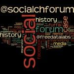 Tag Cloud per #schf12 - Ricerca effettuata da @freedatalabs