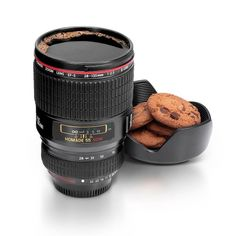 Taza Lente Fotográfica - Tazas Originales