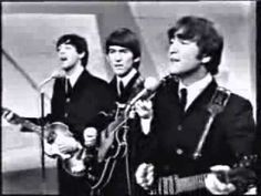 """""""She Loves You"""" -- The Beatles, The Ed Sullivan Show 1964. Sunny is 11 years old and loves the Beatles. """"I turn over the picture and read the back again. 'Lucy, age  20'   She loves you, yeah yeah yeah."""""""