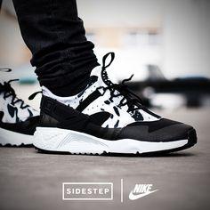 "Nike Air Huarache Utility ""Schnee Camo"" @SIDESTEP"