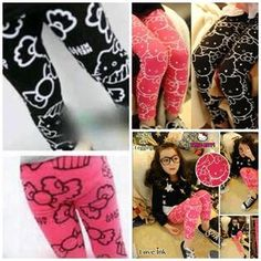 LEGGING ANAK HELLO KITTY