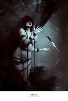 The Fantasy Art of Bastien Lecouffe Deharme | Bastien Lecouffe Deharme Artist