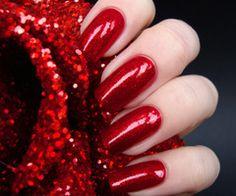 China Glaze Ruby Red Pumps