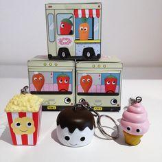 New Arrival: Yummy World vinyl keychain is available now in-store and online at Mindzai.com #kidrobot #yummyworld #food #vinyltoys #art #toy #arttoy #designertoys #cute #kawaii #popcorn #marshmallow #sundae #mindzai #markham #toronto