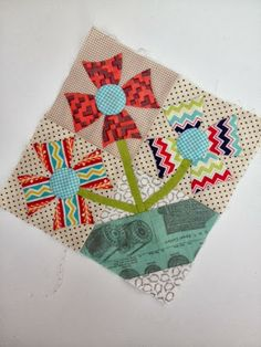 Lily's Quilts: Bring Me Flowers