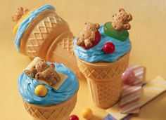 Love these! Would be cute for a summer party or just to celebrate the first day of summer.
