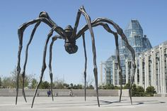 Maman by Louise Bourgeois - National Gallery of Canada, Ottawa