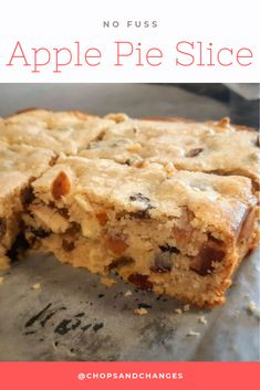 Love the beautiful comforting flavors of a timeless apple pie but looking for a time-saving alternative? Check out my simple easy recipe below. Bake Off Recipes, Apple Recipes, My Recipes, Sweet Recipes, Baking Recipes, Condensed Milk Recipes, Box Lunches, Apple Cakes