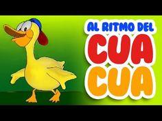 Al ritmo del Cuá Cuá por el Patito Juan - Biper y sus amigos - YouTube