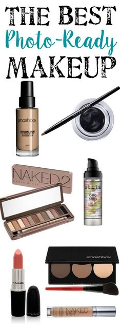 The Best Photo-Ready Makeup | blesserhouse.com - The best skincare, foundation, concealer, primer, and eye makeup for a photogenic face that lasts all day.