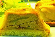 Les receptes que m'agraden: Timbal de manzana caramelizada y foie
