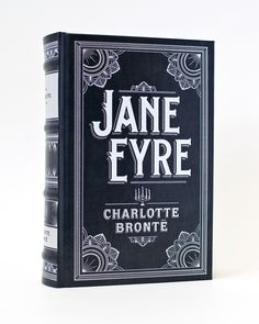 """trendgraphy: """"Jayne Eyre cover by Jessica Hische """""""