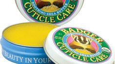 Carry beauty in your hands with Badger Cuticle Care. Nourishes, repairs and protects dry, splitting cuticles with certified organic and soothing shea butter, beeswax,  olive oil, and seabuckthorn CO2 extracts. Smells delightful with a light citrus fragrance courtesy of essential oils of geranium, mandarin, lemongrass and ginger.