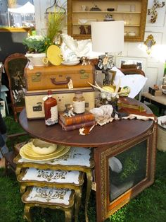 Love the nesting tables
