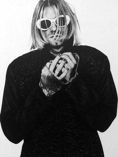 Kurt Cobain by Anton Corbijn