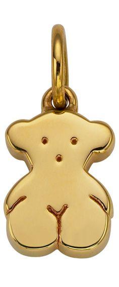 Colgante de oro Tous #Joyas #Complementos #Moda #Mujer