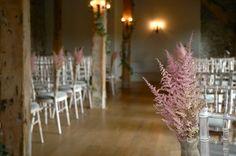 Ceremony flowers #thegranarybarns #thegranaryestates
