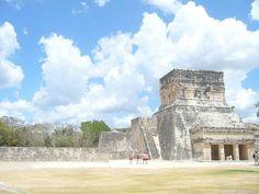 MayanRuinsChichenItza1580