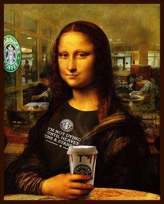 Mona Latte..by The Whimsey Asylum