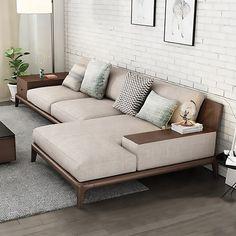 Danish Living Room, Living Room Sofa, Sofa Set, Living Room Designs, Minimalism, House Plans, Upholstery, Minimal Living, Couch