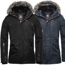 Warme outdoor winter jacke