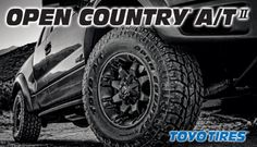 "Toyo Open Country AT2 35""x12.50""x20"""