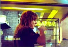 Randy Rhoads out for a drink