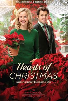 Hearts of Christmas. By far my absolutely FAVORITE 2016 Christmas movie. FAVORITE!!! <3 <3 <3