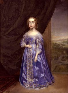 Cornelis Janssens van Ceulen (1593–1661) Mary, Princess of Orange (1631-1660) 1639 oil on panel 28.9 × 20 cm National Portrait Gallery
