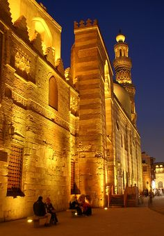 Al Moez street, cairo, Egypt