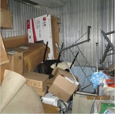 10x10. #StorageAuction in Doral (2165). Ends  Sep 24, 2015 7:40AM America/Los_Angeles. Lien Sale.