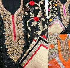 Black and gold Patiala Salwar Suits, Punjabi Suits, Indian Suits, Indian Wear, Lehenga, Sarees, Patiyala Suit, Girl Trends, Beautiful Suit