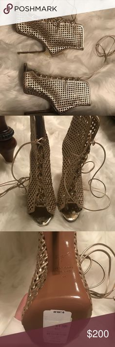 Giuseppe Zanotti shoes They run small brand new with tags Giuseppe Zanotti Shoes Heels