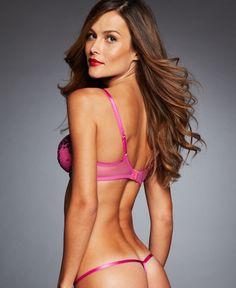 L'Agent by Agent Provocateur Reya Unlined Plunge Bra L045-11 - Bras, Panties & Shapewear - Women - Macy's