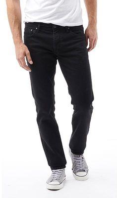 JACK AND JONES Mens Tim Slim Fit Jeans Black Jeans Fit, Black Jeans, Jack a191b91b9b