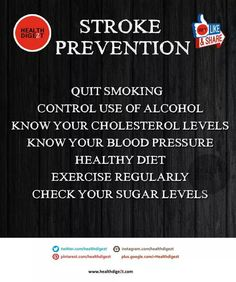 strokes and prevention