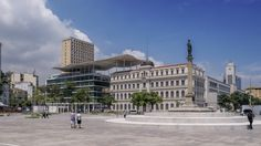 https://flic.kr/p/DTou3r | Museu MAR | O edifício novo e o antigo, conectados pelo telhado ondulado, formam o Museu MAR (Museu de Arte do Rio).  Praça Mauá, Centro, Rio de Janeiro, Brasil.  _______________________________________________  MAR Museum  The new and old buildings connected by the waved roof form the Musuem of Art of Rio (MAR).  Mauá square, Downtown, Rio de Janeiro, Brazil. Have a super day! :-D  _______________________________________________  Buy my photos at / Compre minhas…