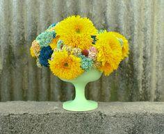 Centro inspirado en Van Gogh de flowersbyborney