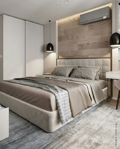 Covet paris bedroom accent wall bedroom, bedroom decor и hom Master Bedroom Interior, Modern Master Bedroom, Stylish Bedroom, Home Room Design, Modern Bedroom Design, Master Bedroom Design, Contemporary Bedroom, Bedroom Decor, Bedroom Designs