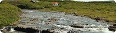 Fishing in Iceland - Flekkudalsá
