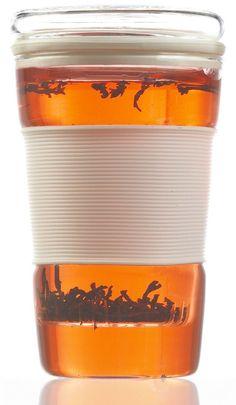 Infuz 11.83 oz. Infuser Tea Mug