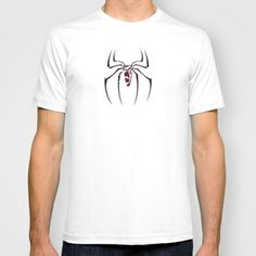 VENOM INSIDE T-shirt by Marco Lilliu - $22.00